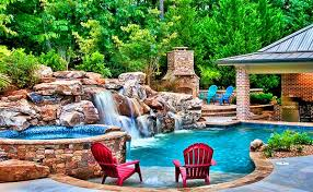 free form pools georgia pools freeform pools
