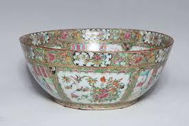 canton porcelain a 19th c export porcelain canton famille