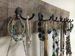 bracelet necklace organizer images Jewelry necklace holder display rack 10 hook organizer bracelets jpg