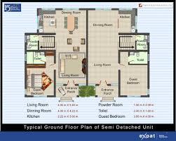 super cool ideas duplex bungalow house plans 3 new two story house
