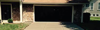 St Louis Garage Door by Concrete Contractor In St Louis Mo Summer Specials