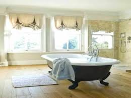Ideas For Bathroom Window Treatments Bathroom Valances Small Windows Large Size Of Living Curtains And