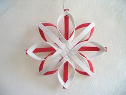christmas decorations from paper u2013 decoration image idea