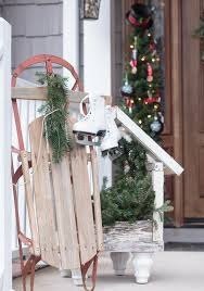 Outdoor Hanging Christmas Decorations Vintage Style For Outdoor Christmas Decorations Homesfeed