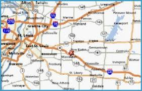 stl metro map st louis metro map travel map vacations travelsfinders com