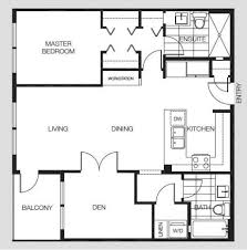pretty plans for guest house 500 sf house plan this efficient plan maximizes every square foot