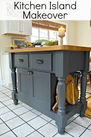 kitchen island makeover ideas easy kitchen island makeover kitchen island makeover diy