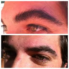 How To Do Mens Eyebrows Attention Men This Is How Your Eyebrows Should Look On The