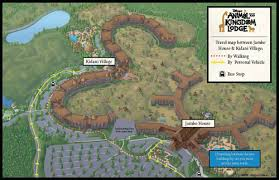 Disney Animal Kingdom Villas Floor Plan Disney Vacation Club Resort Maps