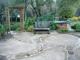 Patio Concrete Designs Patio Ideas Small Backyard Concrete Patio Designs Decorative