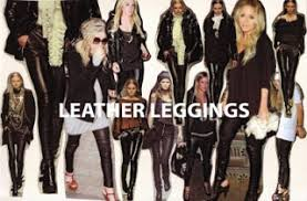 live chic love glam ways to rock leather