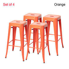 24 Inch Chairs With Arms Red Bar Stools Ebay