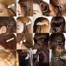 hair pin hair diamonds ebay