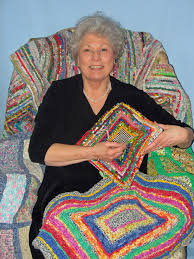 Hand Hooked Rug Kits Locker Hooking Kits U0026 Supplies Admit One Fabrics