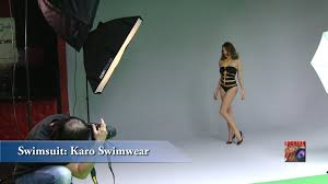 lighting fashion day1 part2 studio photography work with bowens flash kits and swimsuit models you