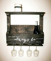 Diy Wood Wine Rack Plans by Diy Wine Glass Rack Ideas Diy Wood Wine Glass Holder Diy Wood Wine