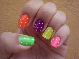 simple nail art designs at home for short nails cute nail