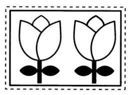 flower coloring pages crafts worksheets preschool