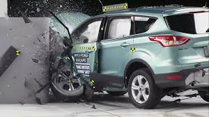 Ford Escape 2013 - crash test 2013 ford escape youtube