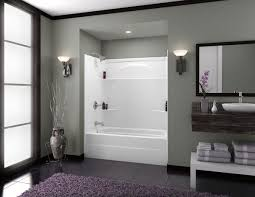 All In One Bathtub And Shower Best 25 One Piece Tub Shower Ideas On Pinterest One Piece