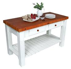 boos kitchen island boos grazzi cherry butcher block table