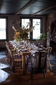thanksgiving inspiration a daily something u0027s cozy tablescape
