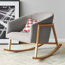 West Elm Ryder Rocking Chair 30 Best Of Modern Rocking Chair For Nursery High Quality Chairs