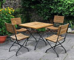 Folding Bistro Table And 2 Chairs Teak Bistro Table And Chairs Teak Folding Bistro Table 2