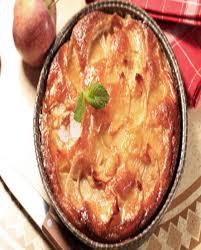 cuisine basque recettes gâteau basque aux pommes recettes à table