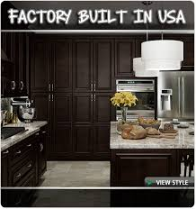 Inexpensive Kitchen Cabinets White Kitchen With Round Island - Discount kitchen cabinets atlanta