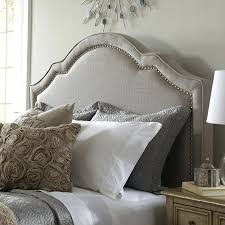 Linen Upholstered King Headboard Articles With Headboard Pillow Dorm Tag Double Bed Headboard