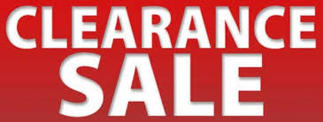 sale click collect only