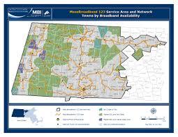Springfield Massachusetts Map by Massachusetts Broadband Institute