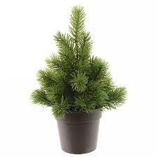 25cm mini artificial tree artificial trees