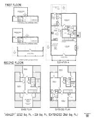 Waterloo Station Floor Plan by Ashley Plan At White Gables From Crescent Homes