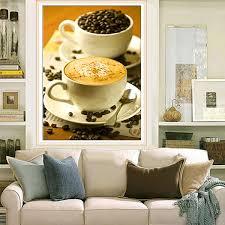 30x40cm coffee cup 5d diamond painting embroidery diy craft cross