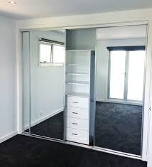 Closet Mirrored Doors Mirrored Wardrobe Doors Sliding Mirror Wardrobe Doors Built In
