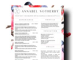 Resume Sample Letter by Annabel Sotherby Beautiful Resume Template Annabel Sotherby