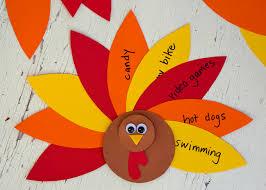 arts crafts thanksgiving divascuisine