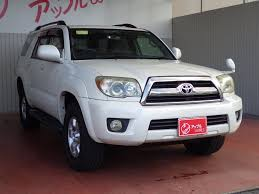 toyota surf car toyota hilux surf ssr x limited 4wd japanese used vehicles