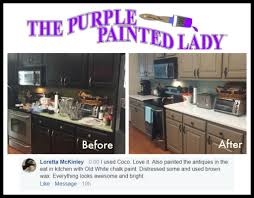 chalk paint kitchen cabinets distressed paint your cabinets don t be afraid how to spray