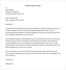 free reference letter templates u2013 32 free word pdf documents