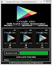 play gift card code generator play gift card hack free code professional hack