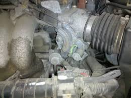 nissan altima 2005 coolant leak p1400 code and look at this picture nissanhelp com forums
