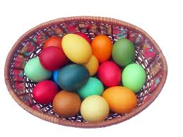 custom easter eggs free images isolated food color colorful basket custom