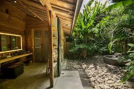 outside shower bali blue karma resort