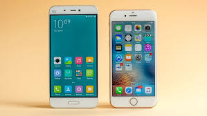 xiaomi mi5 xiaomi mi 5 vs iphone 6s comparison apples to apples androidpit