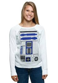 r2d2 halloween costumes r2d2 simple juniors sweater