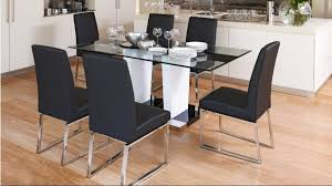 Dining Tables  Chairs Glass Round  Extendable Dining Tables - Glass top dining table adelaide