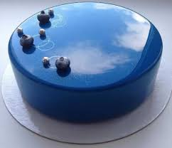 marble mirror glaze recipe bake my cake